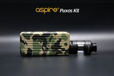 Our new kit Puxos kit combines Cleito Pro tank and Puxos mod. Cleito pro tank perfectly continued the superior flavor of Cleito series and Puxos mod is super light and portable which compatible with all the three battery types of 18650, 21700 and 20700. There are also 14 different styles and finishes of panels for option to truly customize the mod.