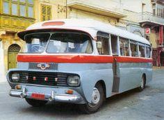 Malta Bus, Busses, Public Transport, Maltese, Transportation, Nostalgia, Trains, Truck, Garage
