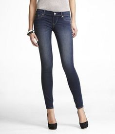 Just bought! STELLA EXTREME STRETCH JEAN LEGGING at Express
