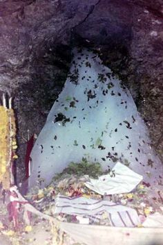 Amarnath Shiva LInga