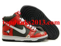 Best Price Pooped on By Pigeons Nike Dunk High Top Men