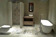 Bad Inspiration, Bathroom Inspiration, Modern Bathroom Design, Home Interior, My Room, Ikea, New Homes, Bathtub, House Design