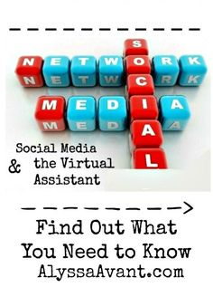 Social Media and the Virtual Assistant