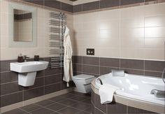 Nish - kúpeľňa 20 x 50 cm, imitácia tkaniny | SIKO kúpeľne