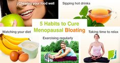 Bloating can occur at any age, but it becomes more frequent when hormones are off balance. Incorporate these daily habits into your daily routine to get bloating relief during menopause!