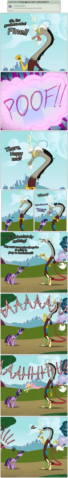 Straining Friendships: A How-To by grievousfan.deviantart.com on @deviantART