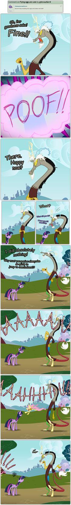 Straining Friendships: A How-To by grievousfan.deviantart.com on @deviantART