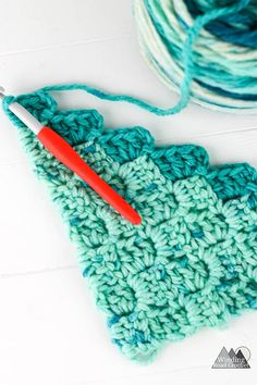 Crochet Afghans Corner to Corner Crochet for Beginners - Winding Road Crochet - Learn How to corner to corner crochet decrease, increase, add border to corner to corner crochet and how to make a rectangle. Plus 6 Practice Patterns. Crochet Afghans, Crochet C2c, Crochet Decrease, Crochet Squares, Crochet Crafts, Crochet Geek, Crochet Hooks, Crochet Blankets, C2c Crochet Blanket