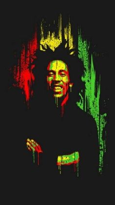 Ideas Music Icon Design Galleries For 2019 Bob Marley Painting, Bob Marley Art, Arte Hip Hop, Hip Hop Art, Wallpaper Bonitos, Rasta Art, Bob Marley Pictures, Marley And Me, Reggae Artists