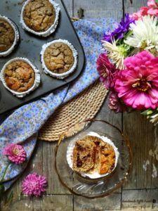 Υγιεινά Muffins με μπανάνα χωρίς αλεύρι & ζάχαρη – Let's Treat Ourselves Muffins, Tacos, Pudding, Banana, Healthy, Ethnic Recipes, Desserts, Food, Tailgate Desserts