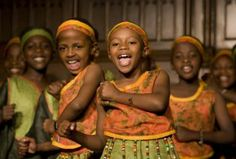 The African Children's Choir will melt the hearts of the audiences when they come to Reno as a part of Artown's Encore Series.