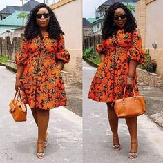 Collection of the most beautiful and stylish ankara peplum tops of 2018 every lady must have. See these latest stylish ankara peplum tops that'll make you stun African Print Dresses, African Wear, African Attire, African Fashion Dresses, African Dress, Ankara Fashion, African Outfits, African Lace, African Prints