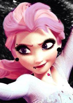 Elsa! I love her :)