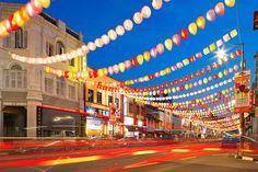 Khám phá Chinatown sầm uất ở Singapore