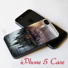 Mortal instruments City of Bones book Custom Case for iPhone 5