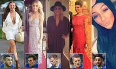 Meet the Leicester City WAGS including a midwife and a teacher