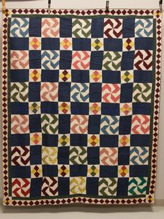 Museum cuddles up to swastika quilt | quilts :: stories behind the ... : swastika quilt - Adamdwight.com