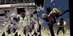 Zombie Cities Sydney Apocalypse - Coming June 2015! Woolworthes open 24/7 during Sydney Zombie Apocalypse in Zombie Cities.