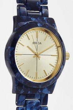 Breda acetate marble blue #funky
