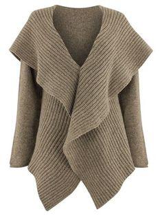 Hooded Celtic Drape (Shetland wool and cashmere). See other pics for the hood. From: Celtic Sheepskin (http://www.celtic-sheepskin.co.uk)