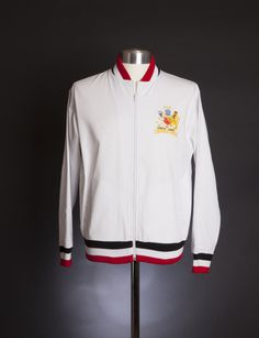 Manchester United 1968 European Cup Final Track Jacket ed125fd61