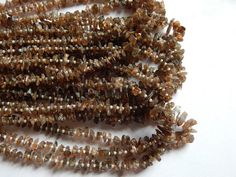 Real Zircon Rough Beads 1. Strands 15  Stone Size by LIMRAGEMS, $5.00