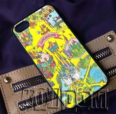 Fantasyland Map Case for iPhone 4/4siPhone 5/5siPhone by KoidOM, $14.35