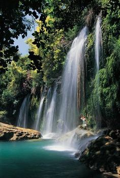 Kurşunlu Waterfall-Belek-Turkey...