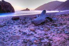 EstiloDF » ¡Conoce la playa de arena morada!