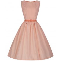 Everyone needs a least of Lindy Bop's most iconic style of dress; Audrey. For my ORANGE selection I would love 'Audrey' Orange Gingham Day Dress. It's also gingham which I really have a hankering for!!