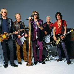 Aerosmith...3 times