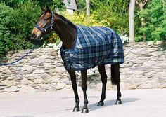 Keep your horse warm & dry this winter with this stylish & practical stable rug from Bucas.