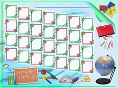 Plantillas de orlas infantiles para Photoshop - Imagui Photo Signature, Signature Book, Orla Infantil, Background Powerpoint, Honor Roll, Kids And Parenting, Montessori, Free Printables, Collage