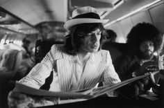 #1975 #mickjagger #rollingstones #tour by #christiphersimonsykes #silvergelatin #print available from edge-prints.com