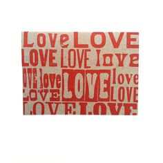 LOVEloveLOVE Card Set Of 3 now featured on Fab.