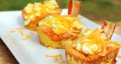 French Toast Cup Recipe