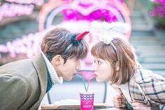 Kim Bok Joo & Joon Hyung ♥ they are so cute together Kdrama, Live Action, Weightlifting Fairy Kim Bok Joo Wallpapers, Weightlifting Kim Bok Joo, Weightlifting Fairy Kim Bok Joo Lee Sung Kyung, Weighlifting Fairy Kim Bok Joo, Nam Joo Hyuk Lee Sung Kyung, Joon Hyung, Kim Book