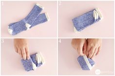 Learning how to fold things properly is the key to maximizing your storage space. Check out our 10 tutorials on how to fold almost everything. Konmari Method Folding, Folding Socks, Folded Flag, Organizar Closet, Fitted Bed Sheets, Ideas Para Organizar, Marie Kondo, Chip Bags, Clothing Hacks