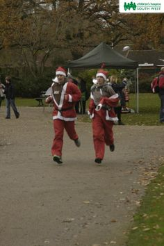 Our Santas on the Run events are so much fun.  Find out how you can take part and help support Children's Hospice South West by visiting our website >>  www.chsw.org.uk/santas #santas #christmas #festivefun #chsw #charity #childrenshospice #familyfun