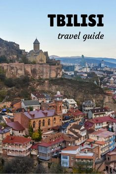 Ultimate guide to visit Tbilisi, including a itinerary, transportation tips, my favorite restaurants and a special section of off-beat things to visit Romania Travel, Hungary Travel, Poland Travel, Austria Travel, Yandex, Georgia, Abandoned Train, Bucket List Destinations, Bus Station