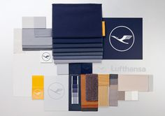 New Logo, Identity, and Livery for Lufthansa done In-house in Collaboration with Martin et Karczinski