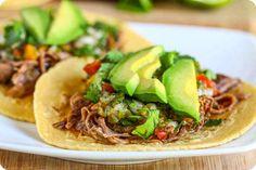Carnitas, Meet Crockpot | Seasoned Cooking with boneless pork rib end