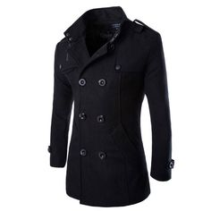 """The classic fit and style of the Citizen is timeless and perfect for the coming cold weather. The jacket almost seems to say """"yes I do kickass for a living and I take my martini shaken, not stirred""""."""