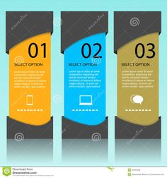 Infographic Banner Royalty Free Stock Image - Image: 35434296