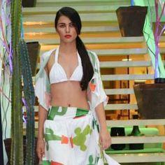Ontem foi o lançamento da coleção incrível verão 2016 @mundoposto inspirada na arte do nosso NONATO OLIVEIRA #soldoequador com #superbeauty @ramonvale #stiling @ruthkazuza #cenografia @vmoitadecor ...