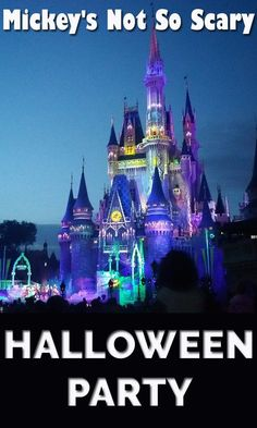 Mickey's Not So Scary Halloween Party at Walt Disney World, Orlando Florida.  Hints and hacks, tips and tricks to get the most out of your Halloween Party at WDW. #waltdisneyworld #disneyworld #halloween #disneybound #disney