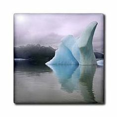 "Alaska, Alsek River Valley, Iceberg in Alsek Lake - US02 BJA0160 - Jaynes Gallery - 12 Inch Ceramic Tile by 3dRose. $22.99. Construction grade. Floor installation not recommended.. High gloss finish. Clean with mild detergent. Image applied to the top surface. Dimensions: 12"" H x 12"" W x 1/4"" D. Alaska, Alsek River Valley, Iceberg in Alsek Lake - US02 BJA0160 - Jaynes Gallery Tile is great for a backsplash, countertop or as an accent. This commercial quality construc..."
