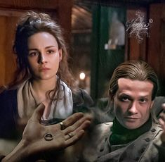 Painting of Bree and Stephen Bonnet Outlander Fan Art, Outlander Season 4, Outlander Casting, Outlander Book Series, Popular Book Series, Best Series, Outlander Characters, Diana Gabaldon Books, Fantasy