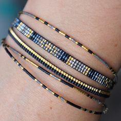 off loom beading stitches Loom Bracelet Patterns, Diy Friendship Bracelets Patterns, Jewelry Patterns, Handmade Bracelets, Beading Patterns, Pony Bead Bracelets, Pony Beads, Bijoux Diy, Loom Beading