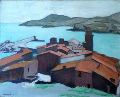 Albert MARQUET Vue de Collioure